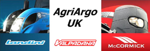 AgriArgo UK sponsored the Lifetime Achievement Award